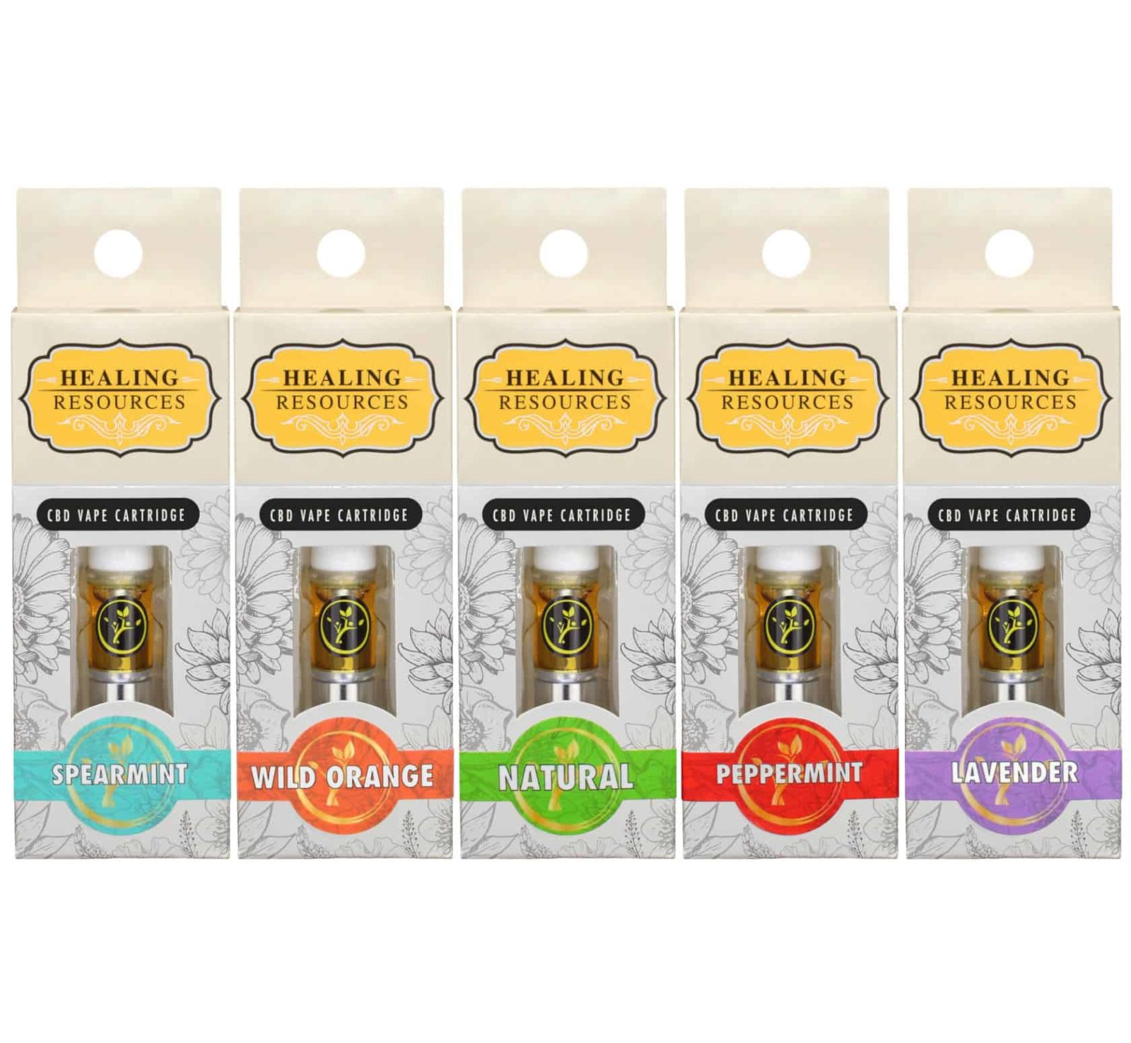 Pure CBD Vape Varieties
