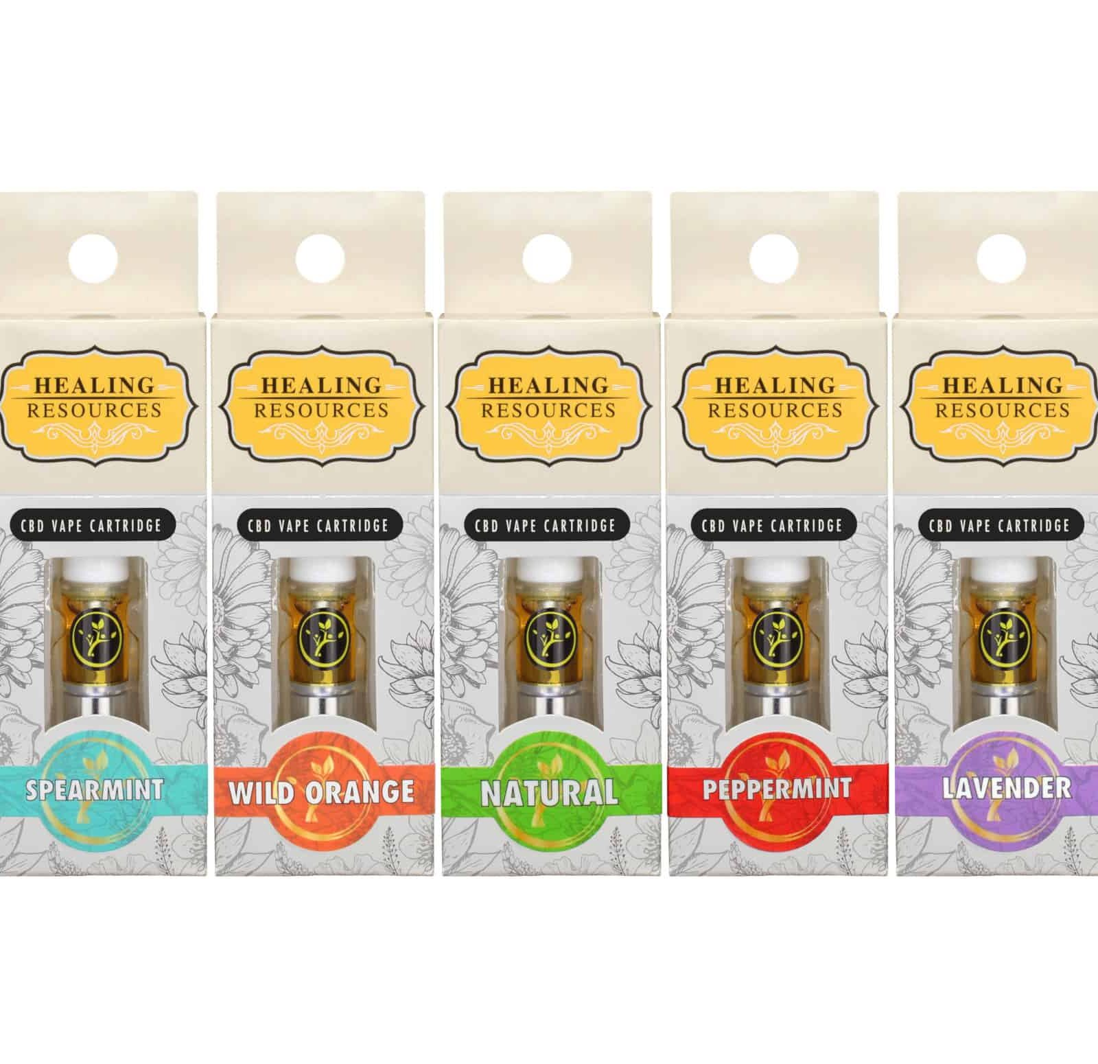 Pure CBD Vape Varieties