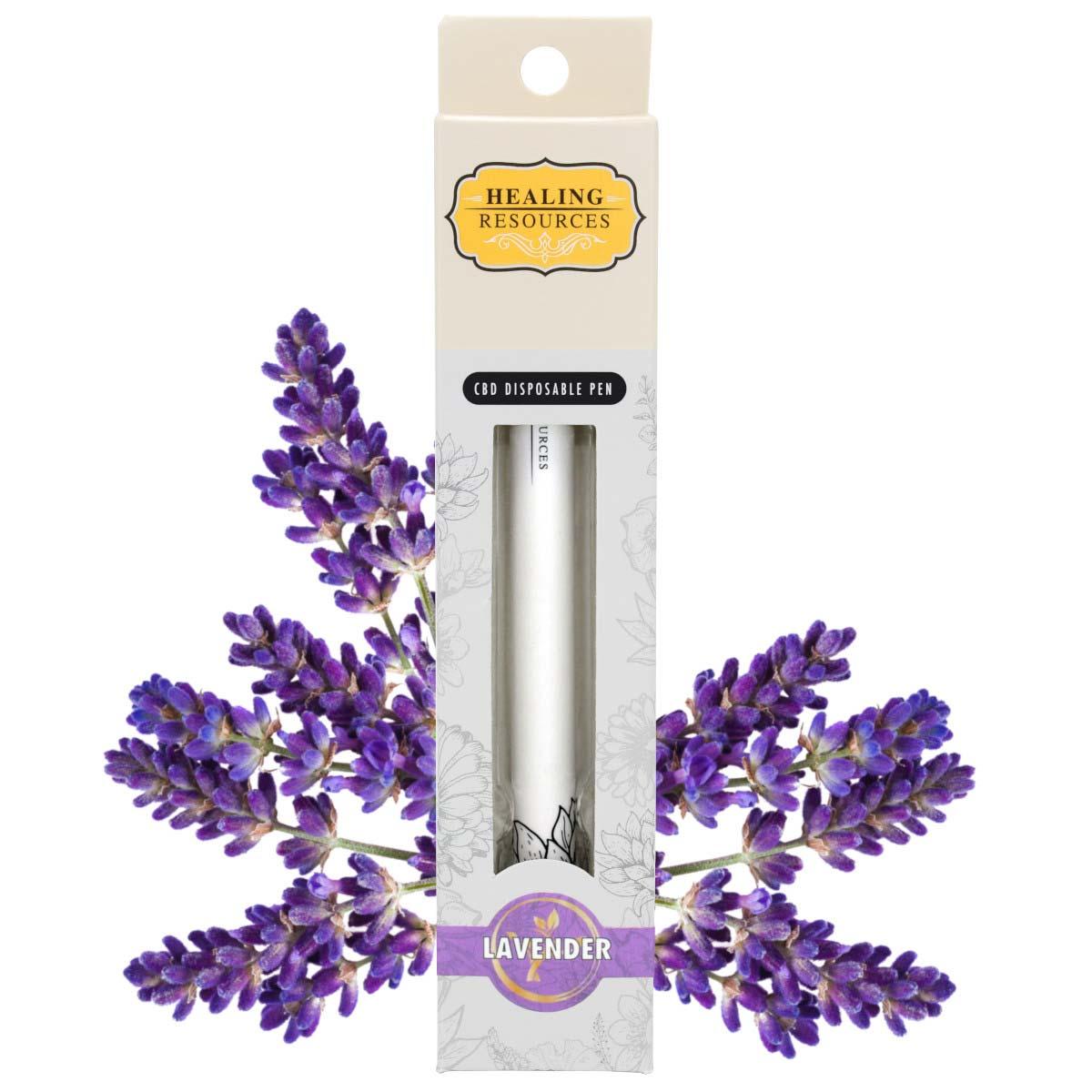 Disposable Lavender Flavor