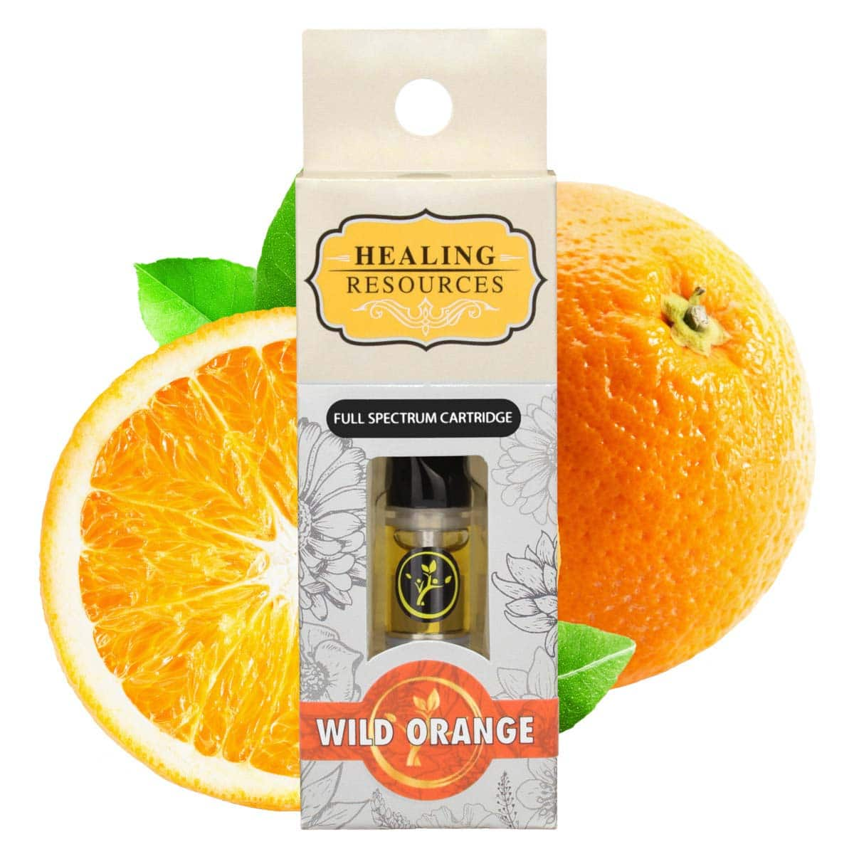 CBD Vape Wild Orange