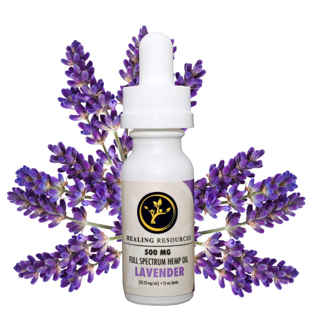 CBD Oil Lavender