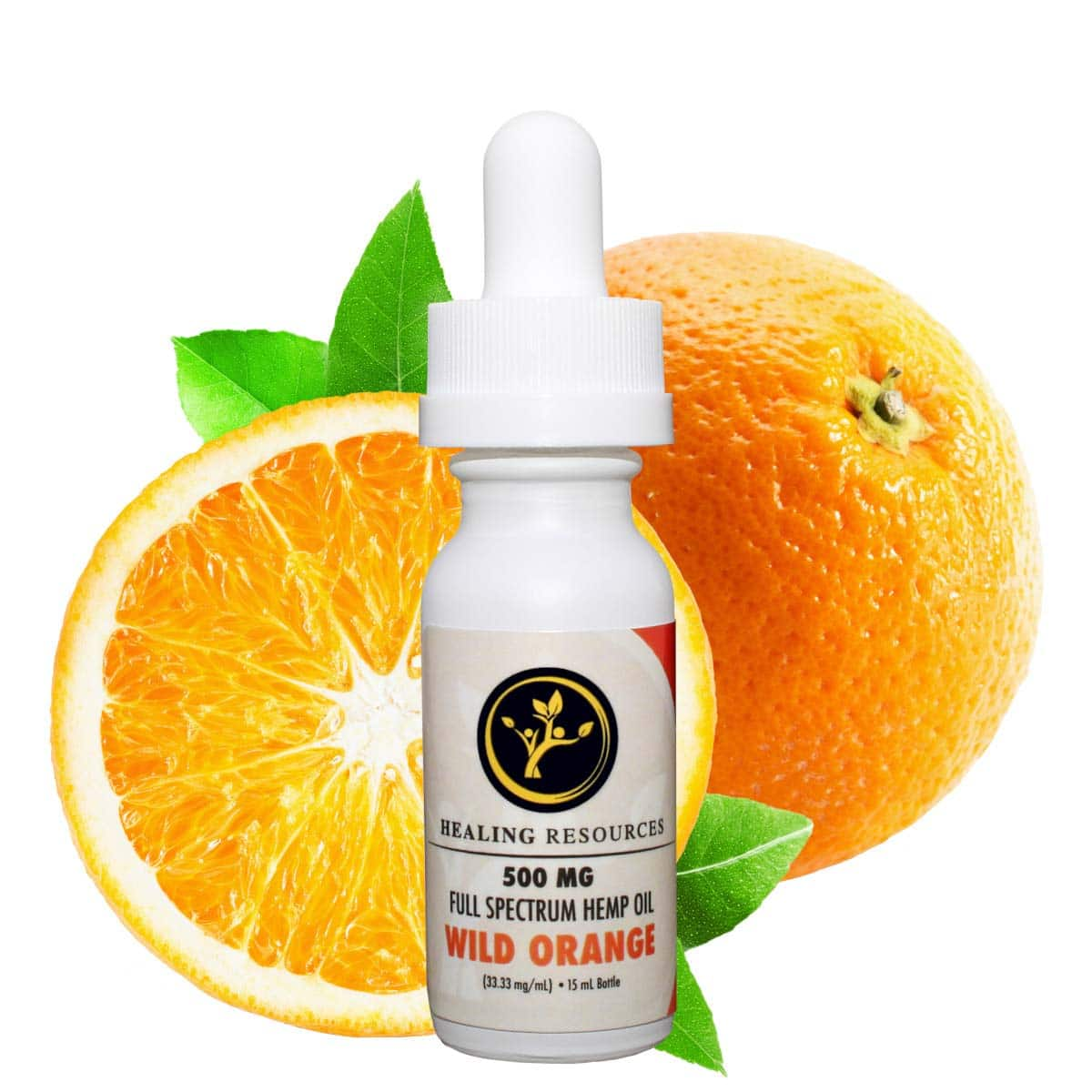 Full Spectrum Wild Orange CBD