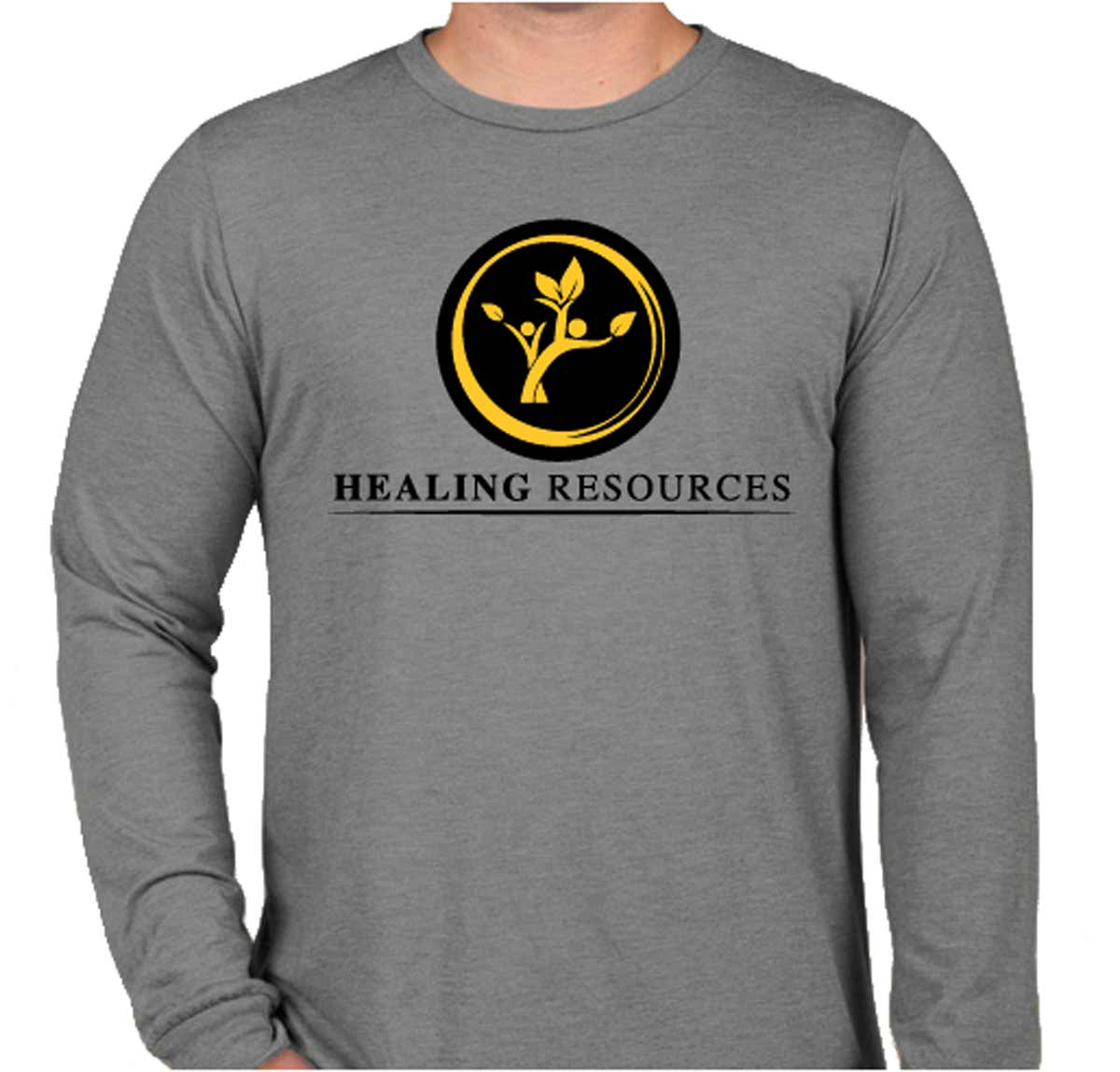 Healing Resources Long Sleeve Shirt