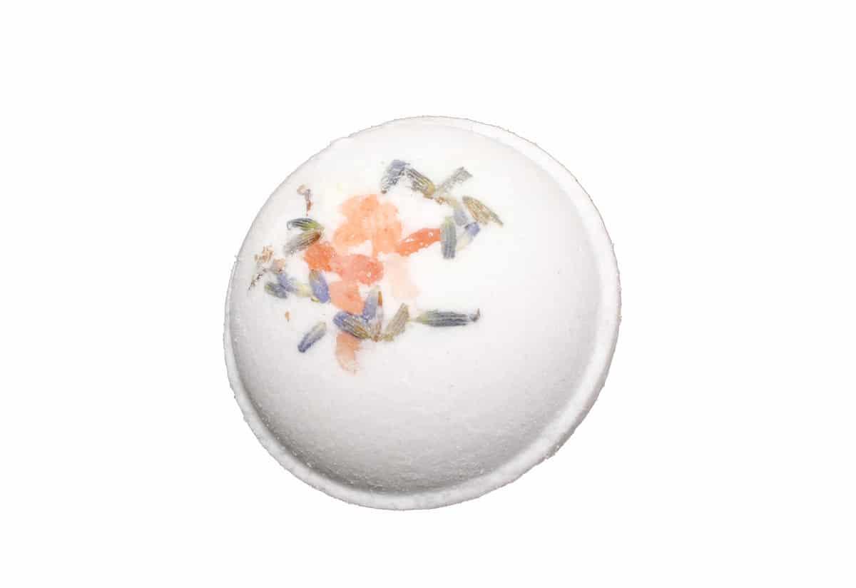 CBD Bath Bomb Lavender
