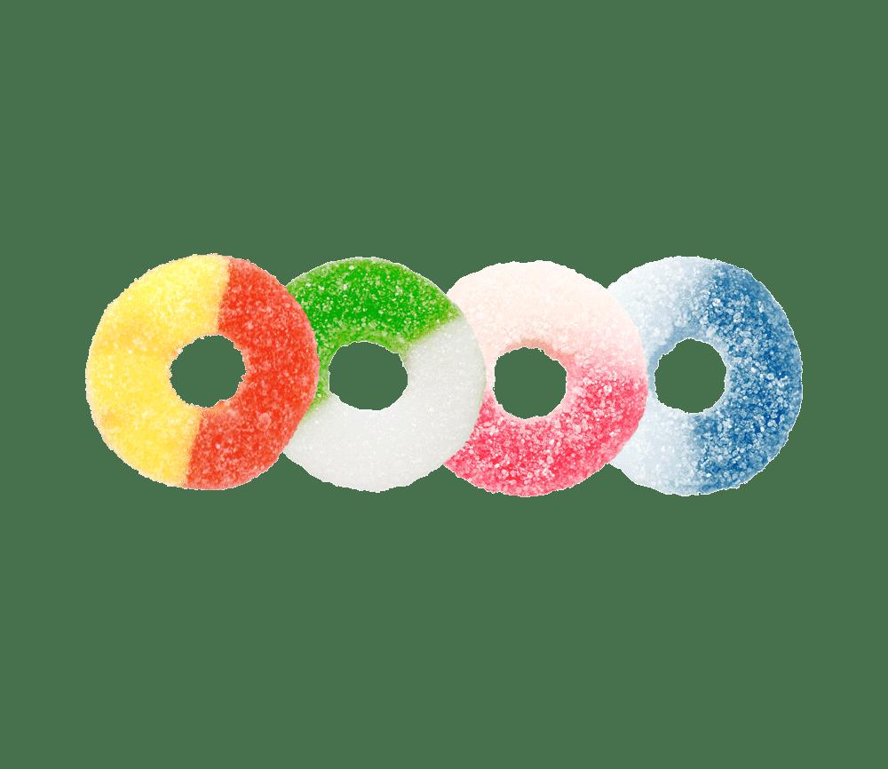 THC Free Gummies